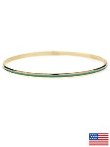 Mint Bangle Bracelet