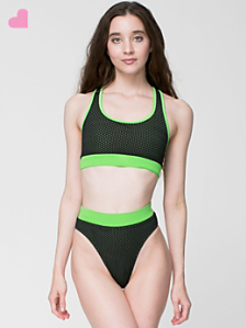 Sporty Girl Bikini Bottom