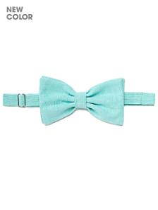 Unisex Chambray Bow Tie