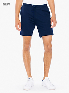 California Fleece Gym Short