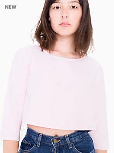 Maddie Crop Top