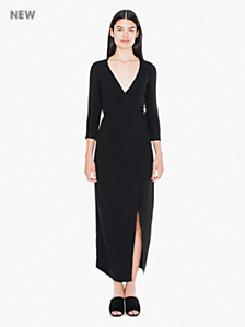 Julliard Wrap Dress