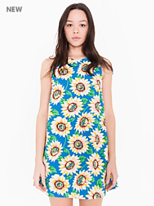 Printed Dakota Dress