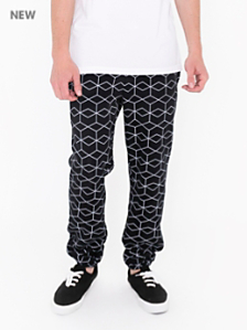 Printed Flex Fleece Jogger