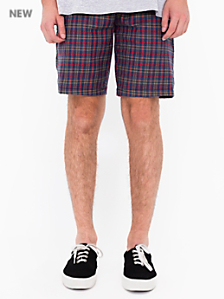 Flannel Short