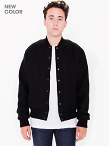 Wool Club Jacket