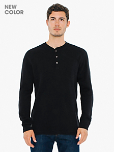Classic Thermal Long Sleeve Henley