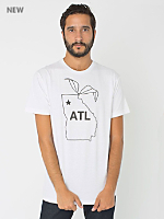 Screen Printed Tee - ATL Peach State