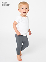 Infant Cotton Spandex Jersey Legging
