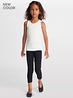 Kids' Cotton Spandex Jersey Legging
