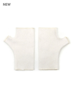 California Select Originals Angora Fingerless Gloves