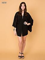 Vintage Sheer Haori Kimono Jacket
