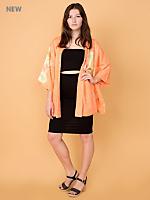 Vintage Textured Bright Haori Kimono Jacket