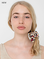 California Select Originals Floral Scrunchie