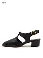 Everett Low Heel Sandal