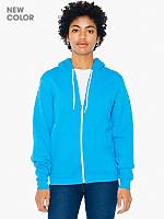 Unisex Flex Fleece Zip Hoodie