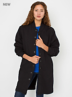 Unisex Heavy Terry Long Club Coat