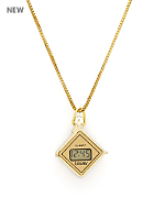 Luxury Pendant Watch - Gold