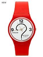 Red Qs Luxury Smash Wristwatch