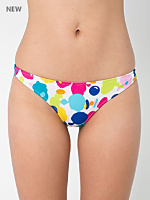 Printed Bali Swim Bottom