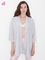 The Metallic Luxe Robe