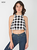 The Plaid Print Lulu Crop