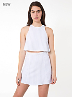 The Printed Lulu Mini Skirt