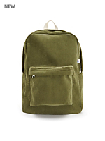 Corduroy School Bag