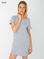 Short Sleeve Ultra Wash Dress