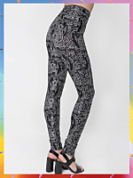 NeoMax Two Degas Print Disco Pant