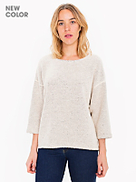 Unisex Reversible Easy Sweater