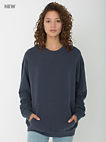 Unisex French Terry Pullover with Kangaroo Pocket