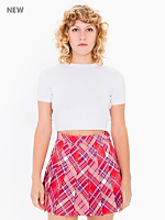 Printed Tennis Skirt