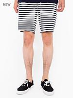 Striped Lounge Short