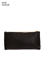 Leather Make-Up Pouch