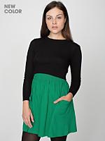 Jersey Pocket Skirt