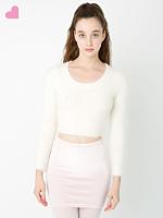 Glitter High-Waist Velvet Mini Skirt