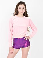 Shiny Velvet Sweater