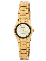Orient Gold & Champagne Ladies Analog Watch