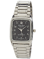 Philip Persio Men's Square Analog Watch