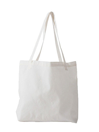 Poly-Cotton Tote Bag