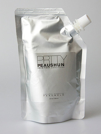 PRTTY Peaushun Skin Care Skin Tight Body Lotion Plain