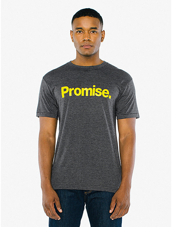 Pencils of Promise Unisex 50/50 Crewneck T-Shirt