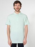 Cotton Piqué Tennis Shirt