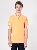 Highlighter Piqué Tennis Shirt