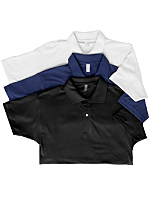 Cotton Piqué Tennis Shirt (3-Pack)