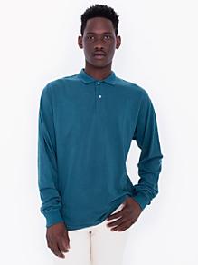 Piqué Long Sleeve Shirt