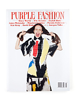 Purple Fashion Magazine Issue #21