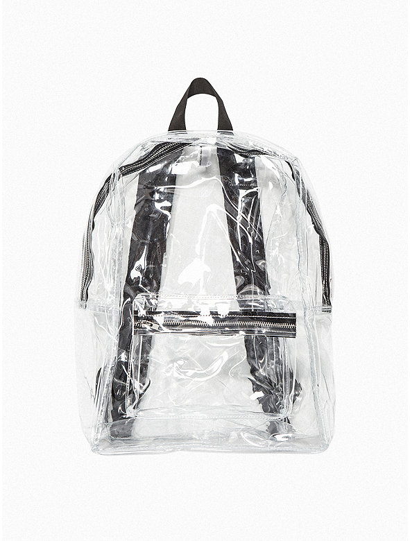 Vinyl Backpack