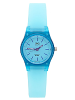 Q&Q Women's Analog Wristwatch - Blue